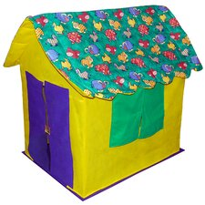 Stuffed Animal Cottage Playhouse