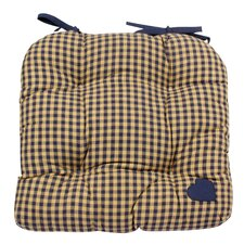 Country York Chair Cushion