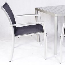 Out of Blue Elysun Stacking Dining Arm Chair