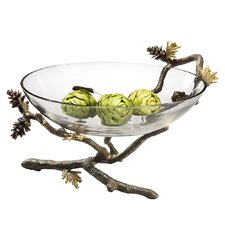 Pinecone Fruit Bowl / Basket