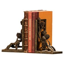 Pinecone Book Ends (Set of 2)