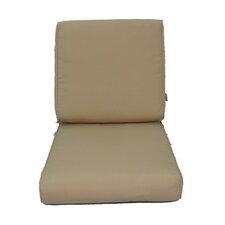 Edina Outdoor Sunbrella Lounge Chair Cushion