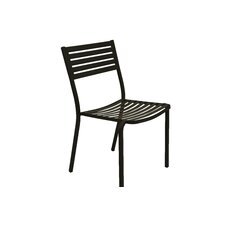 Allie Stacking Dining Side Chair (Set of 4)