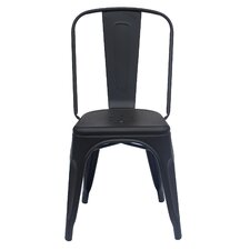 Ava Stacking Dining Side Chair (Set of 2)
