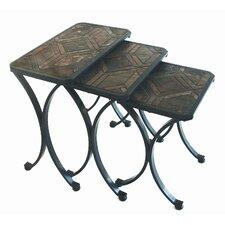 Brookshire 3 Piece Nesting Tables