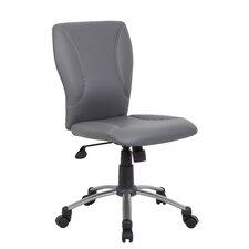 Tiffany Adjustable Mid-Back Task Chair