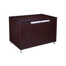 Modular Laminate 2 Door Storage Cabinet