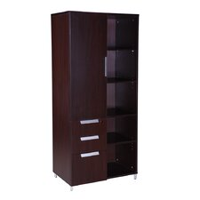 Modular Laminate 1 Door Storage Cabinet