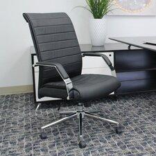 Caressoft Plus Adjustable High-Back Office Chair