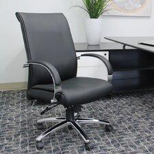 Caressoft Plus Adjustable High-Back Office Chair
