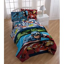 Avengers 2 'Publish' Comforter Collection