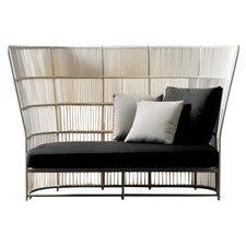 Tibidabo High Sofa in White