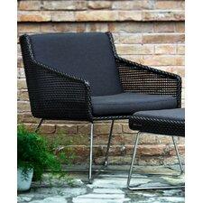 Avalon Dining Arm Chair with cushion