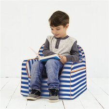 Little Reader Stripes Kid's Chair