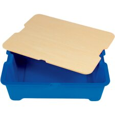 Stackable Play Kit Toy Storage with Lid