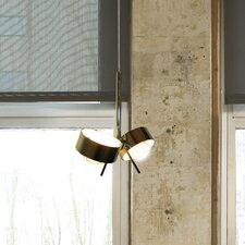 Design-Pendelleuchte 2-flammig Puk