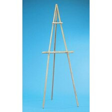 Folding Adjustable Tripod Easel