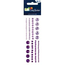 Colorstories Self Adhesive Gems (Set of 352)