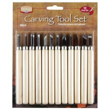 Carving Tool (Set of 12)