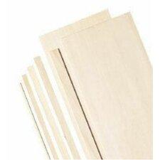 Bass Wood Sheets (Set of 5)