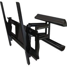 "Articulating Arm/Tilt Universal Wall Mount for 37"" - 63"" Screens"