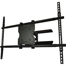 "Pivoting Extending Arm/Tilt Universal Wall Mount for 37"" - 55"" Screens"