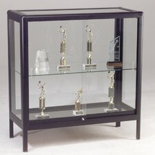 Series 98 Elite Counter Height Display Case