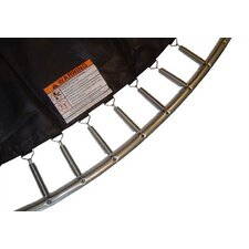 """Jumping Surface for 14' Trampolines with104 V-Rings for 8.5"""" Springs (Springs Not Included)"""