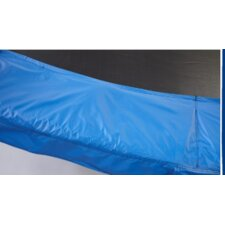 "14' Trampoline Frame Pad 10"" Wide Blue"