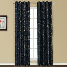 Sinclair Single Curtain Panel