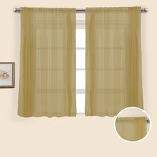 Monte Carlo Curtain Panels (Set of 2)