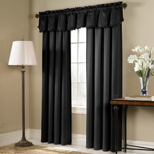 Bold Rod Pocket Window Treatment Set