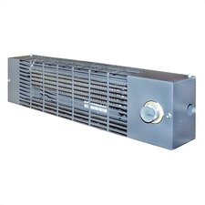 1,706 BTU Wall Mounted Electric Convection Baseboard Heater with Thermostat
