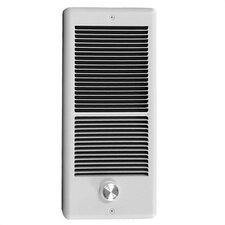 Wall Insert Electric Fan Heater