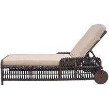Tahiti Chaise Lounge with Cushions