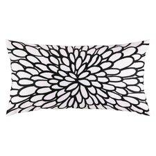 Jennifer Paganelli Capricorn Embroidered Throw Pillow