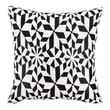Jennifer Paganelli Virgo Embroidered Throw Pillow
