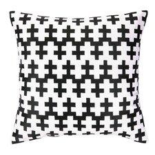 Jennifer Paganelli Luna Embroidered Throw Pillow