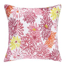 Sis Boom Embroidered Throw Pillow