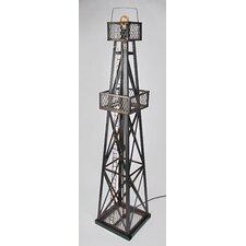"""Industrial Evolution 70"""" Floor Lamp"""