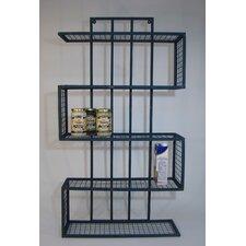 Zig-Zag Wall Shelf