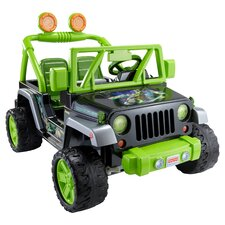 Nickelodeon™ Teenage Mutant Ninja Turtles™ Wrangler 12V Battery Powered Jeep