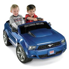 Ford Mustang Boss 302 12V Battery Powered Car