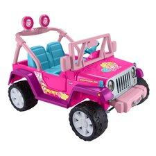 Barbie™ Wrangler Jammin' 12V Battery Powered Jeep