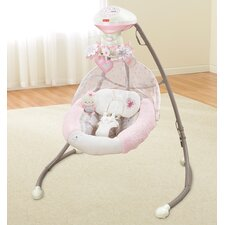 My Little Sweetie Deluxe Swing Cradle