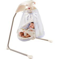 Starlight Papasan Swing Cradle