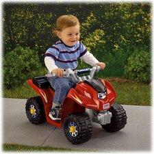 Power Wheels Kawasaki 6V Battery Powered ATV