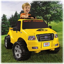 Power Wheels Ford F150 Pickup 6V Battery Powered Car
