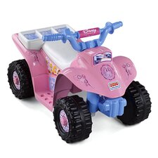 Power Wheels Disney Princess 6V Battery Powered ATV