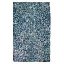 Twilight Mineral Blue Area Rug